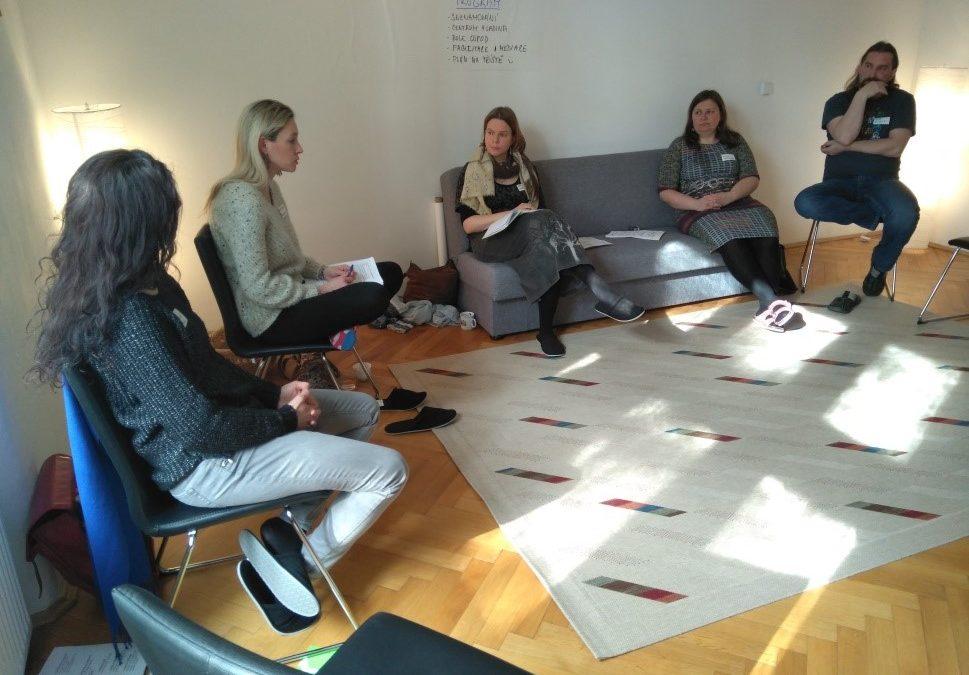Proběhlé: Mezioborové lokální setkání aktérů sítě pro ohrožené děti a jejich rodiny v MČ Praha 6
